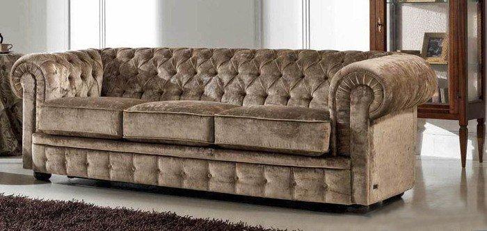 Химчистка (чистка) диванов из велюра