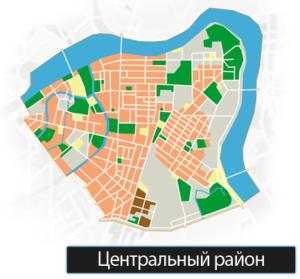 Химчистка матрасов в Центральном районе
