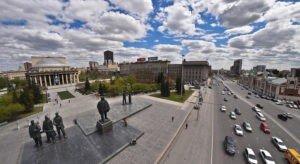 Недорогая чистка ковролина на Площади Ленина