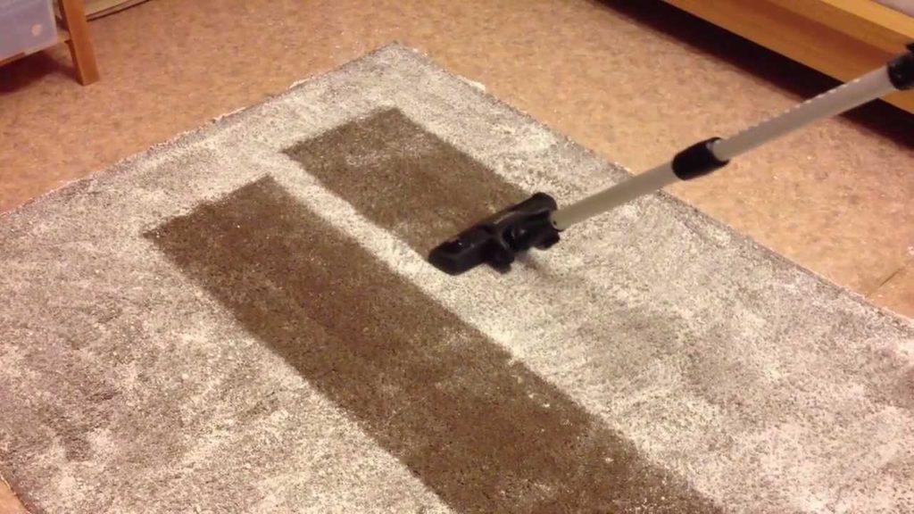 Сухая чистка ковров в СПб